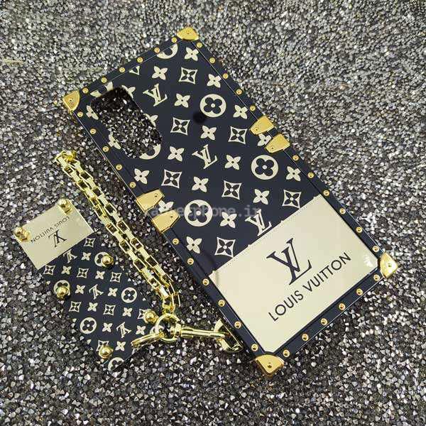 خرید قاب گوشی سامسونگ Galaxy S20 FE صندوقی لویی ویتون