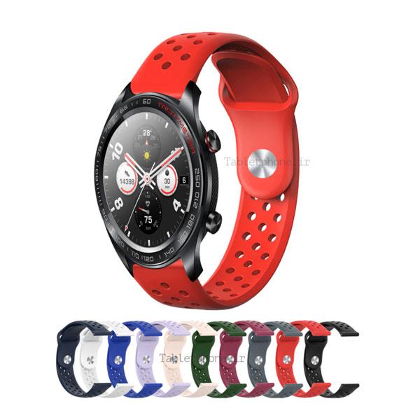 خرید بند ساعت هوشمند هواوی Honor Magic مدل سیلیکون نایک