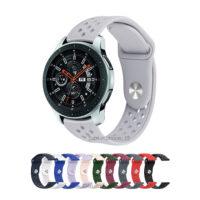خرید بند ساعت هوشمند سامسونگ Galaxy Watch 46mm مدل سیلیکون نایک