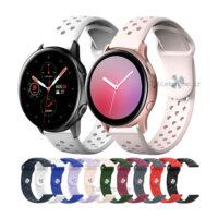 خرید بند ساعت هوشمند سامسونگ Active 2 مدل سیلیکون نایک