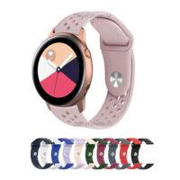 خرید بند ساعت هوشمند سامسونگ Galaxy Watch Active مدل سیلیکون نایک
