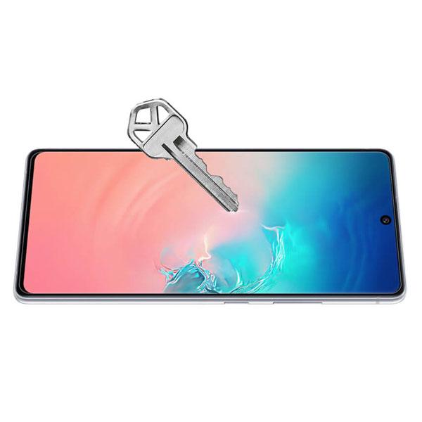 خرید محافظ صفحه نمایش نیلکین گوشی سامسونگ گلکسی S10 Lite