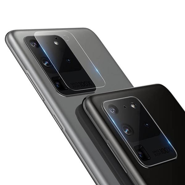 خرید گلس لنز نیلکین دوربین گوشی سامسونگ گلکسی S20 Ultra
