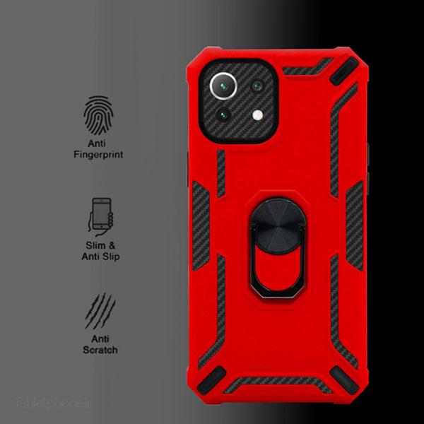 خرید قاب گوشی شیائومی Xiaomi Mi 11 Lite طرح بتمن