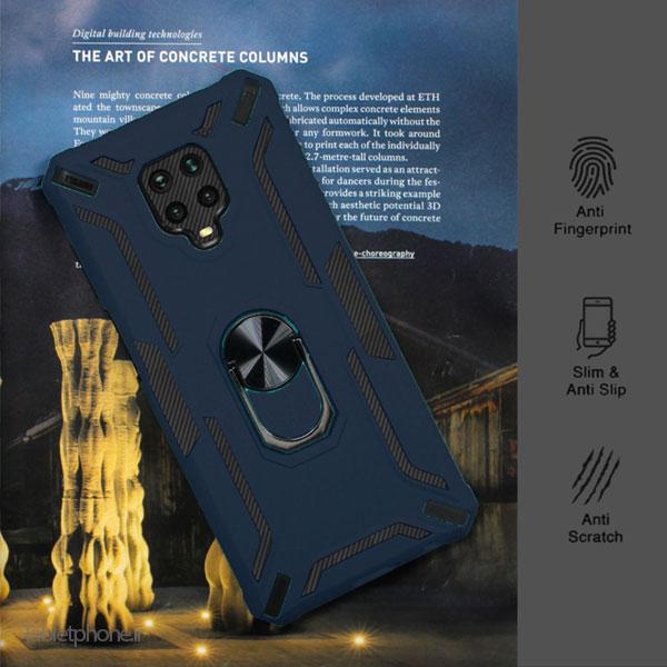 خرید قاب گوشی شیائومی ردمی Note 9 Pro / Note 9s طرح بتمن