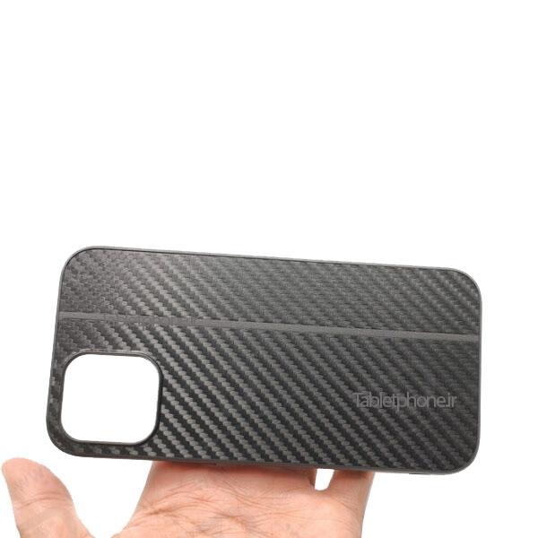 خربد قاب گوشی آیفون 12 پرو مکس مدل Carbon Fiber