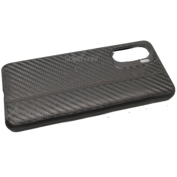خرید قاب گوشی شیائومی پوکو Xiaomi Poco F3 مدل Carbon Fiber