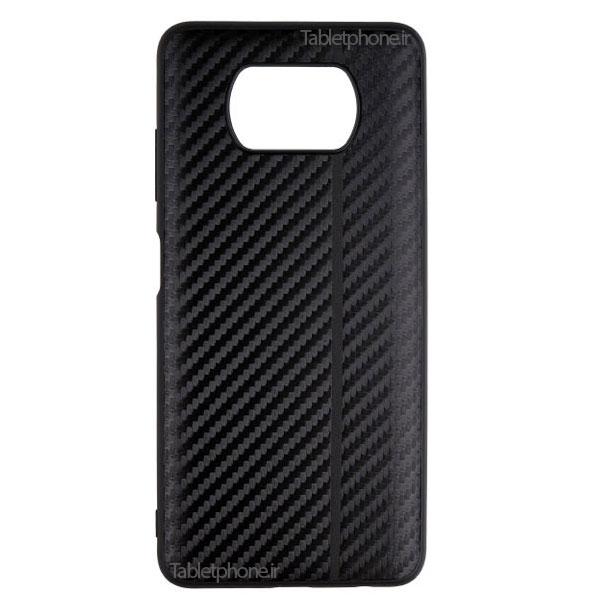 خرید قاب گوشی شیائومی Poco X3 Pro مدل Carbon Fiber