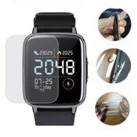 خرید محافظ صفحه ساعت هوشمند هیلو Xiaomi Haylou LS01 مدل TPU