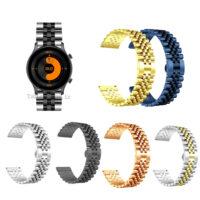خرید بند ساعت هوشمند شیائومی Haylou RS3 استیل 5Rows