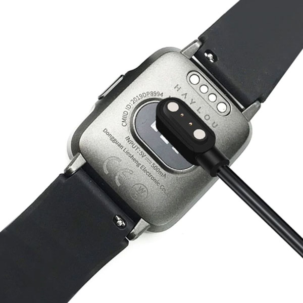قیمت خرید کابل شارژر ساعت هوشمند شیائومی Haylou LS01