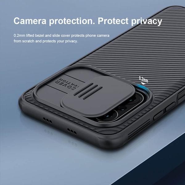 قیمت و خرید قاب محافظ دوربین شیائومی Mi 11X مدل نیلکین Camshield Pro