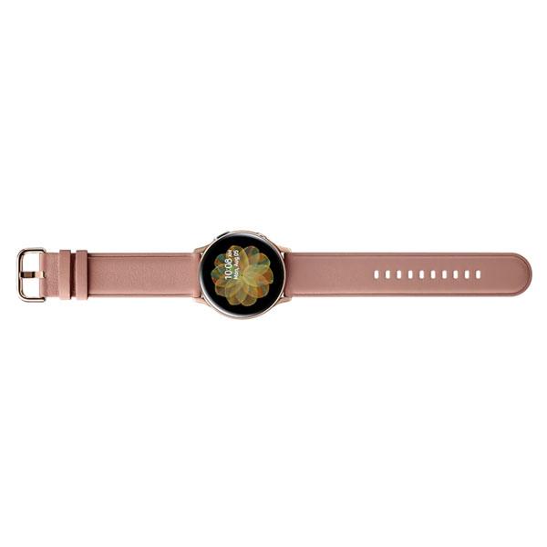قیمت خرید ساعت هوشمند Samsung Galaxy Watch Active 2 Stainless Steel 40mm R830S
