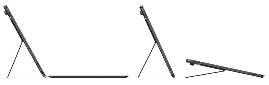 خرید اینترنتی کیف کیبورد اصلی تبلت سامسونگ Galaxy Tab S7 Plus مدل EF-DT970