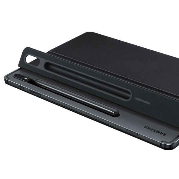 خرید کیف کیبورد اصلی تبلت سامسونگ Galaxy Tab S7 Plus مدل EF-DT970