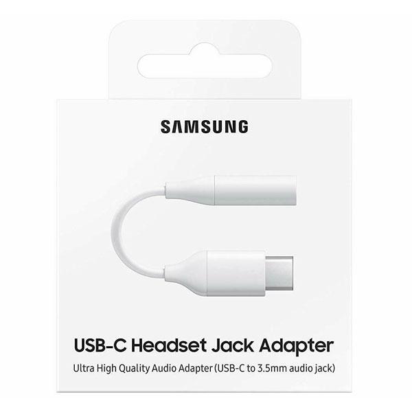 خرید تبدیل USB C سامسونگ به جک هدفون USB-C AUX Jack Adapter