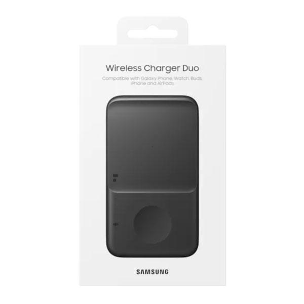 خرید شارژر بی سیم دوگانه سامسونگ Wireless Charger Duo