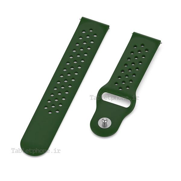 خرید بند ساعت هوشمند سیلیکون نایک