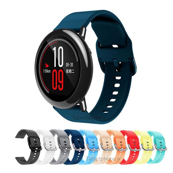خرید بند سیلیکونی ساعت هوشمند شیائومی Amazfit Pace