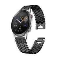 خرید بند ساعت هوشمند آنر Honor MagicWatch 2 46mm مدل استیل کندویی