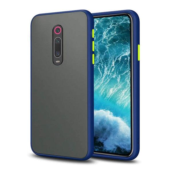 خرید قاب محافظ گوشی شیائومی Redmi K20 / K20 Pro پشت مات بامپر رنگی