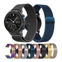 خرید بند ساعت هوشمند شیائومی Amazfit GTR 42mm مدل فلزی میلانس