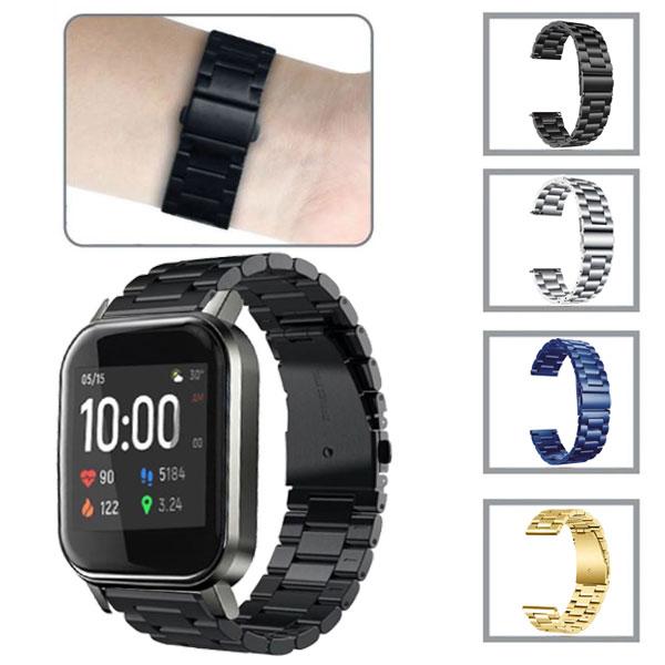 خرید بند فلزی ساعت هوشمند شیائومی هایلو مدل LS02