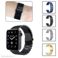 بند فلزی ساعت شیائومی Xiaomi Mi Watch مدل 3Bead