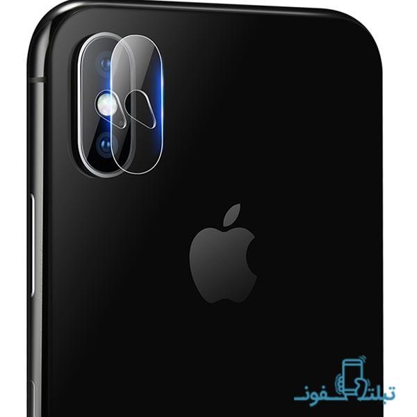محافظ لنز دوربین گوشی اپل آیفون X