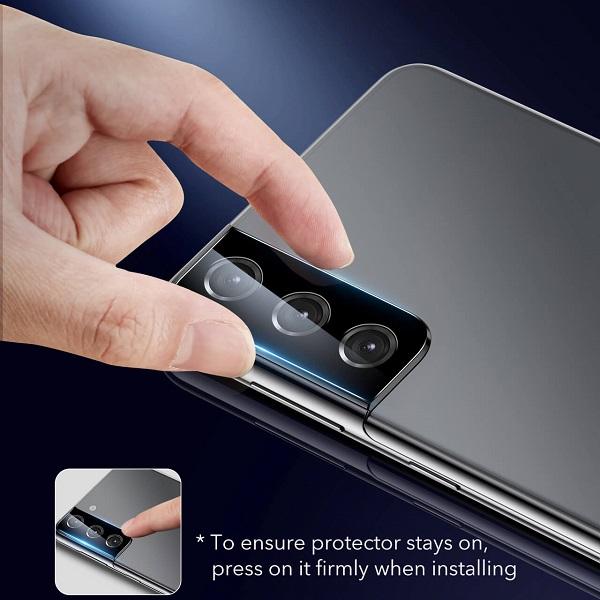 خرید محافظ لنز دوربین گوشی سامسونگ گلکسی S21 پلاس