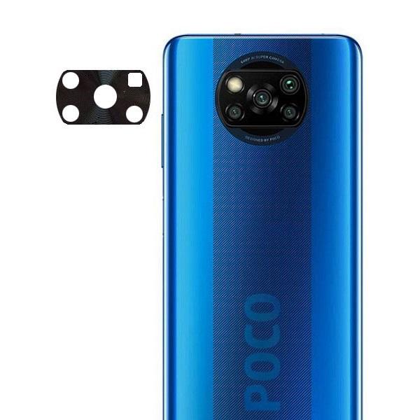 خرید محافظ فلزی دوربین گوشی شیائومی پوکو X3 پرو