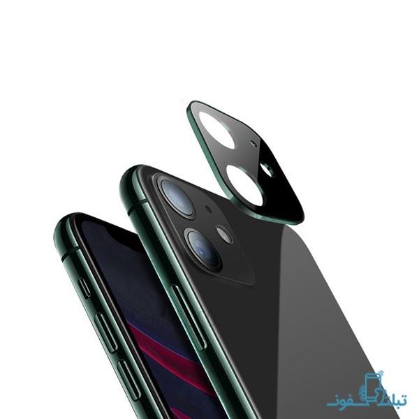 رینگ محافظ دوربین اپل آیفون 11
