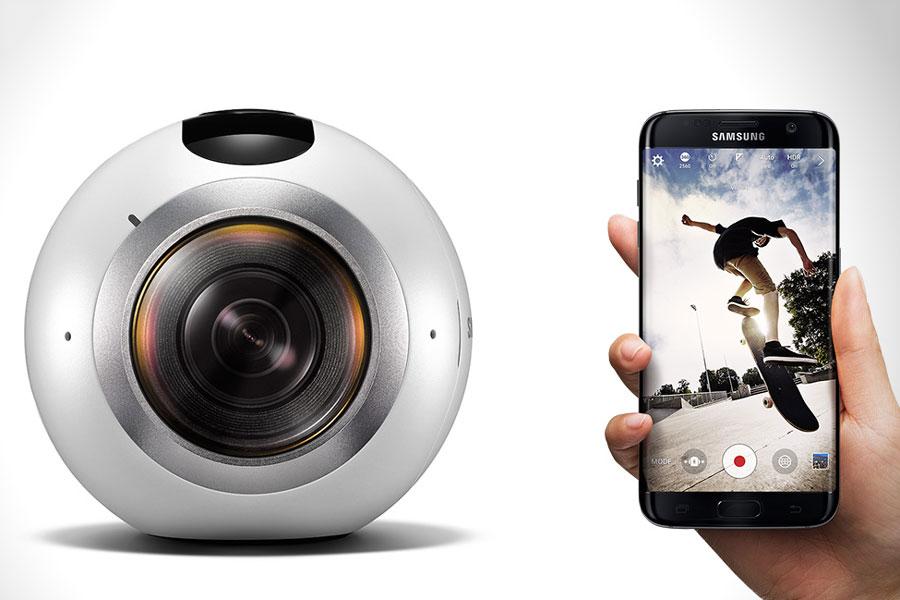 قیمت خرید دوربین سامسونگ گیر 360