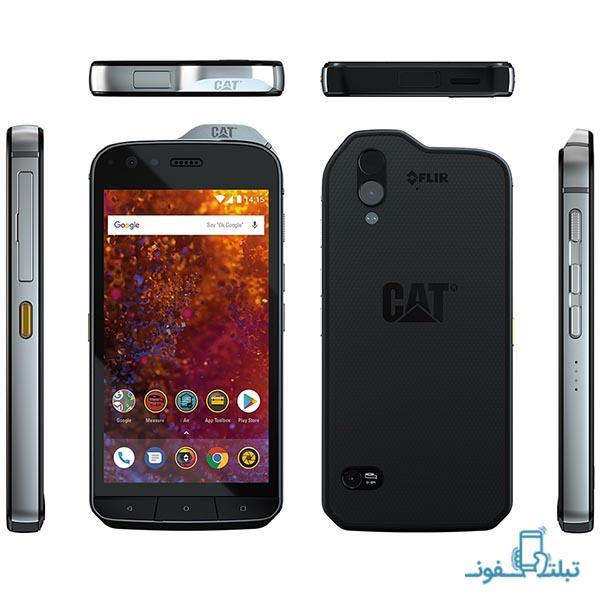 گوشی موبایل کترپیلار S61