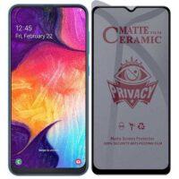 خرید محافظ صفحه سرامیکی گوشی سامسونگ گلکسی A50/A50s مدل Privacy