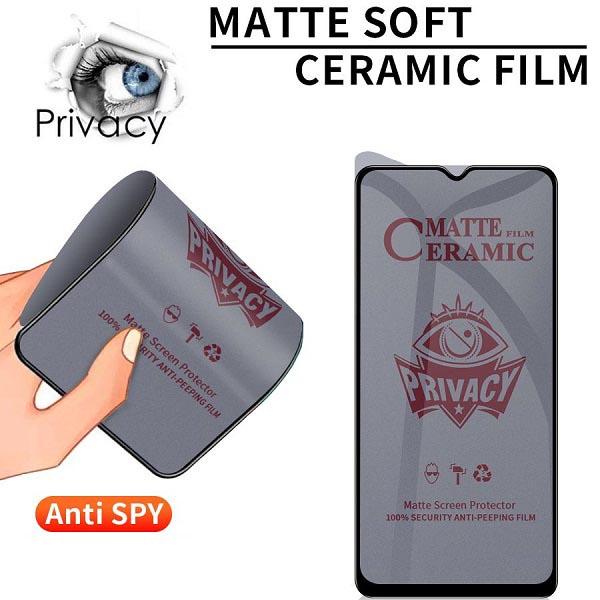 خرید محافظ صفحه سرامیکی گوشی موبایل مدل Privacy