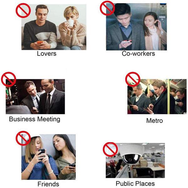 خرید محافظ صفحه سرامیکی گوشی موتورولا موتو G9 پاور مدل Privacy