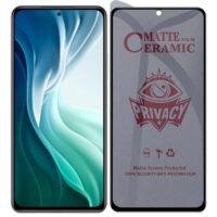 خرید محافظ صفحه سرامیکی گوشی شیائومی Mi 11i مدل Privacy