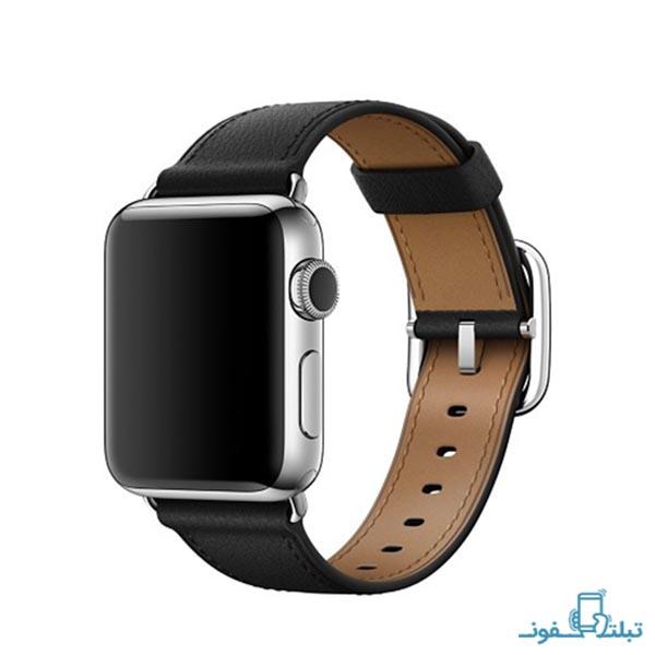 بند چرمی ساعت هوشمند Apple Watch 38/40mm