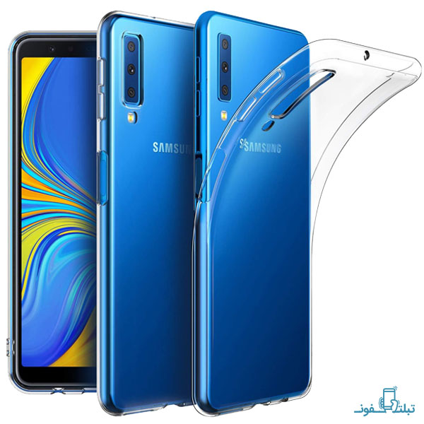 Clear Tpu Samsung A7 2018-Buy-Price-Online