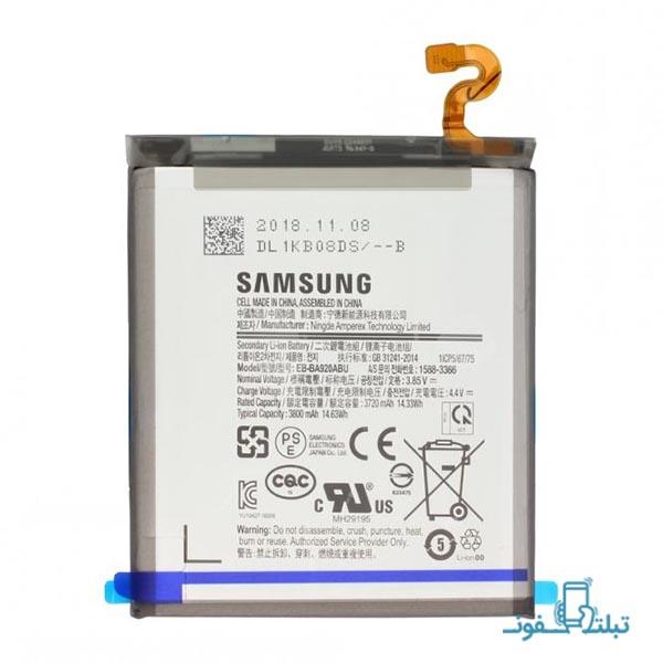 باتری گوشی سامسونگ گلکسی A9 2018 مدل EB-BA920ABU