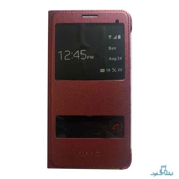 Flip Cover For Huawei Shot X-shop
