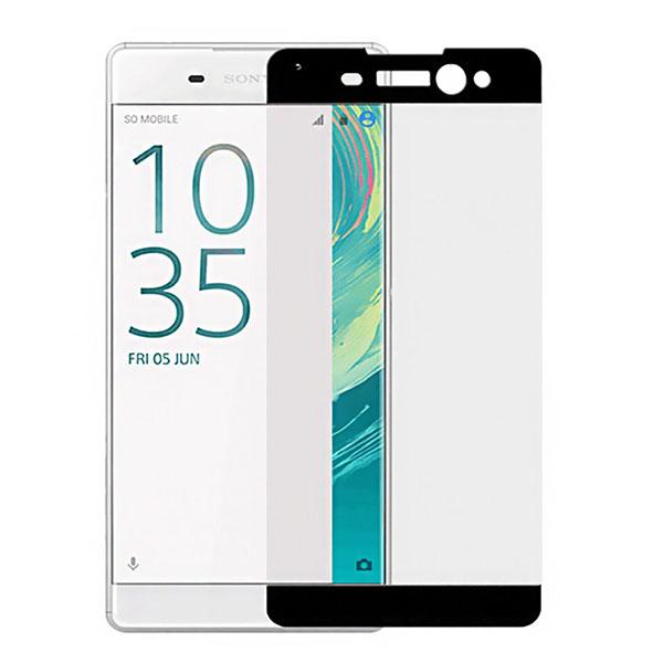 قیمت خرید محافظ صفحه نمایش شیشه ای تمام صفحه گوشی سونی XA الترا