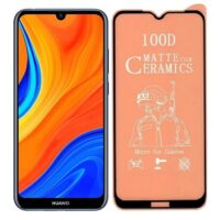 خرید محافظ تمام صفحه سرامیکی مات گوشی هواوی Huawei Y6s 2019