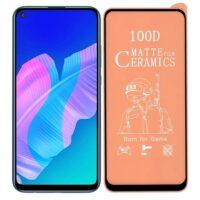 خرید محافظ تمام صفحه سرامیکی مات گوشی هواوی Huawei Y7p 2020
