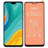 خرید محافظ تمام صفحه سرامیکی مات گوشی هواوی Huawei Y8s