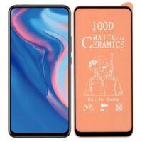 خرید محافظ تمام صفحه سرامیکی مات گوشی هواوی هانر Huawei Y9 Prime 2019