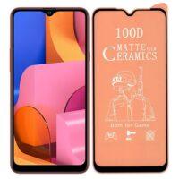 خرید محافظ تمام صفحه سرامیکی مات گوشی سامسونگ Samsung Galaxy A20s