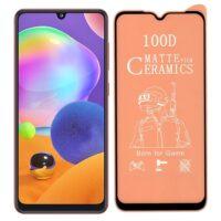 خرید محافظ تمام صفحه سرامیکی مات گوشی سامسونگ Samsung Galaxy A31