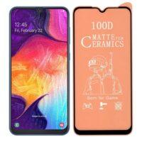 خرید محافظ تمام صفحه سرامیکی مات گوشی سامسونگ Samsung Galaxy A50